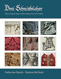 Drei Schnittbucher – Now available